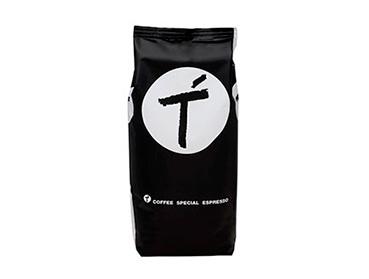 Café marca T-Coffee